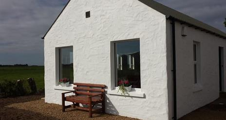 Ballymultimber Cottages - The Garden