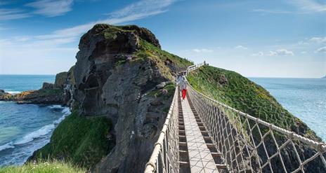 Antrim Glens and Causeway Coast Walking Tour