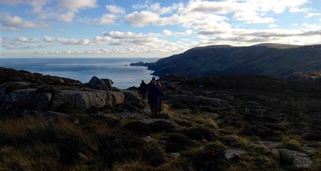Fairhead Loch Dubh Walk