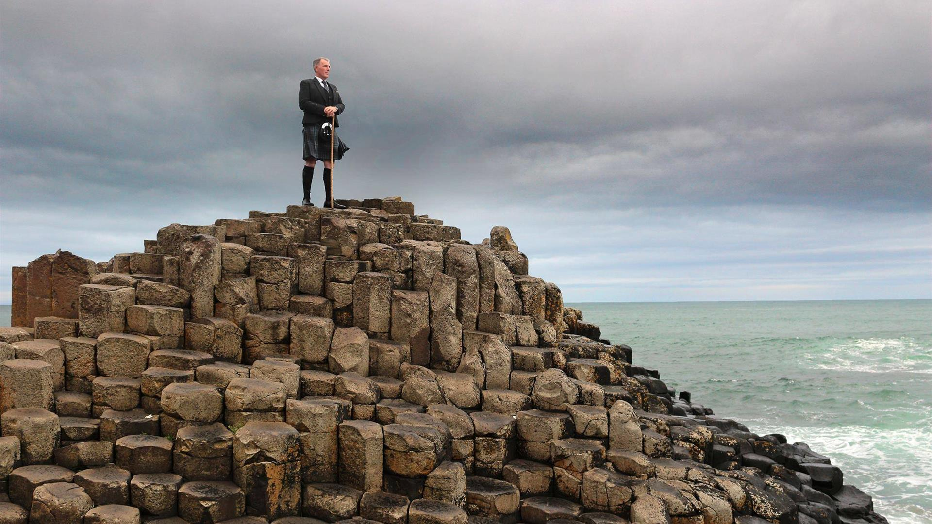 Dander with Dalriada - Guided walking tour of Giant's Causeway