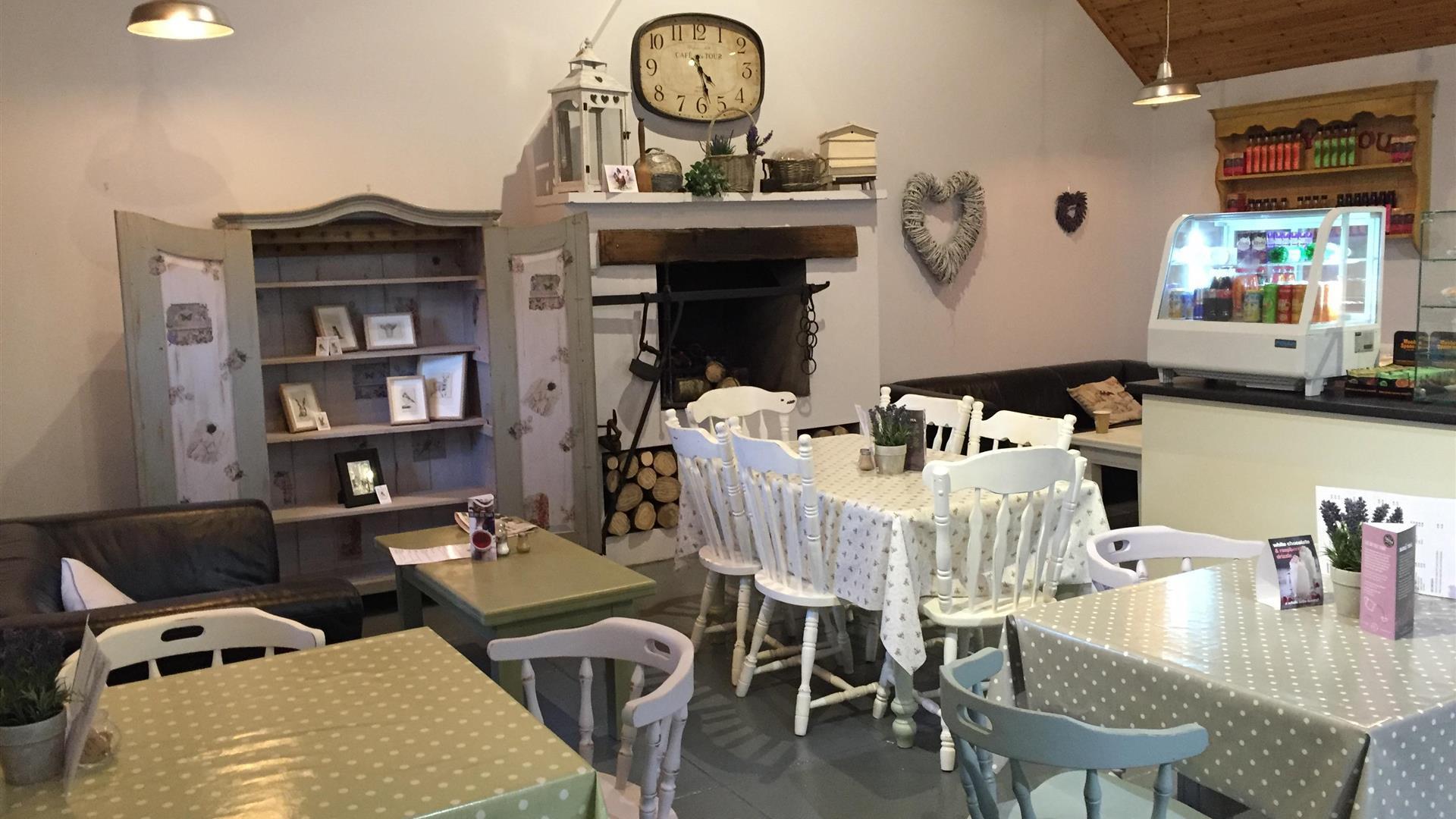 The White Goose Tea Room