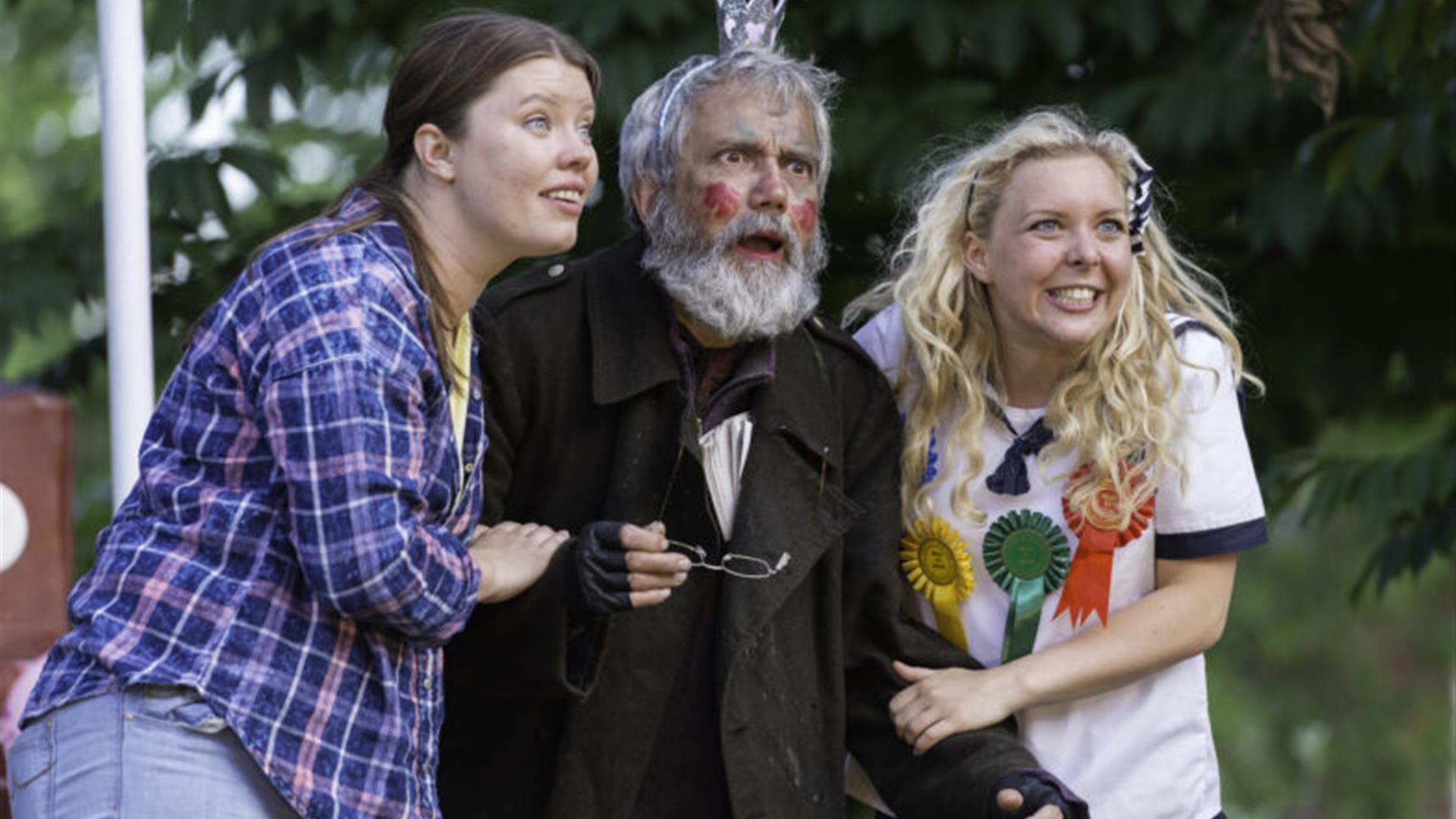 David Walliam's Mr Stink at the Riverside Theatre