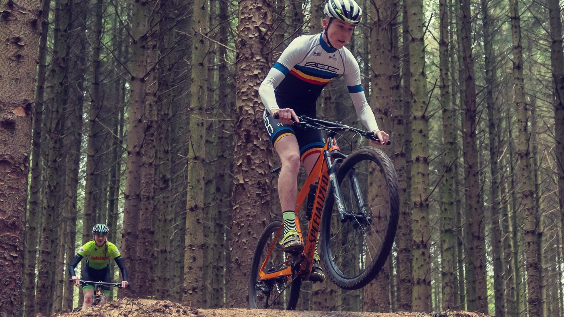 Garvagh Forest Cycling Trails