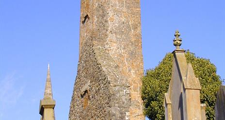 Ballymoney Old Church Graveyard
