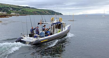 Causeway Sea Tours and Fishing Charter