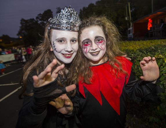 Halloween Entertainment