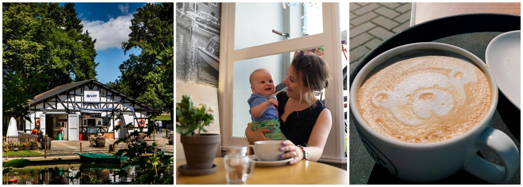 Baby friendly cafes Cheltenham
