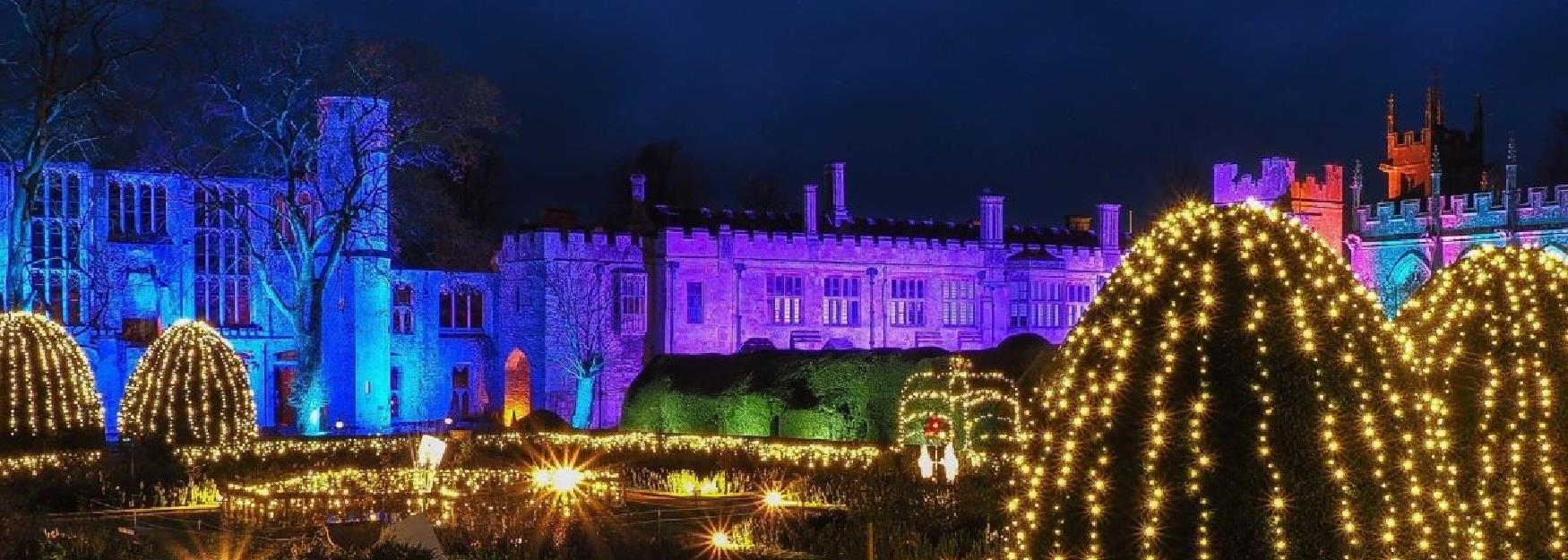 Spectacle of Light, Sudeley Castle