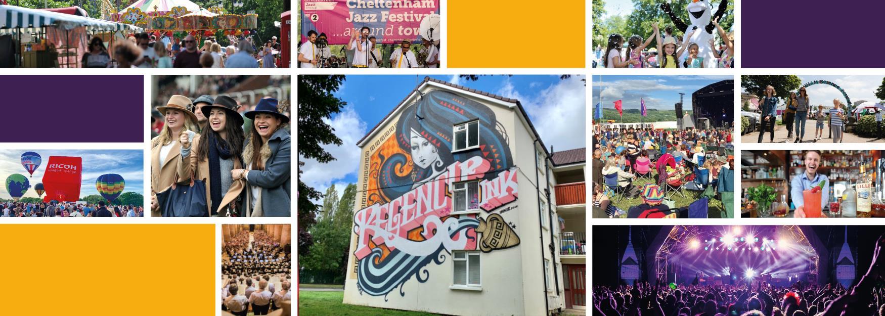 Cheltenham 2021 - Major events & festivals
