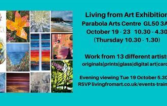 Parabola Arts Centre Galleries
