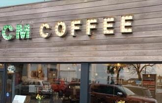 Green Coffee Machine Cheltenham
