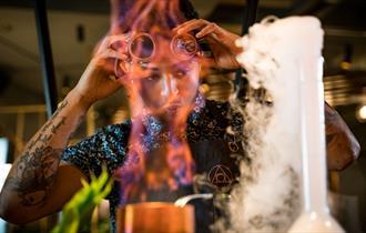 Alchemist cocktail masterclass