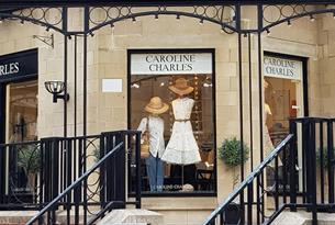 Caroline Charles in Cheltenham