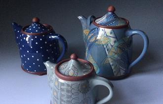 Glos Guild Crafts at the Gardens Gallery