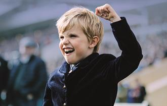 Family Fun Raceday at Cheltenham Racecourse