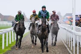 Festival Trials Day 2022 at Cheltenham Racecourse