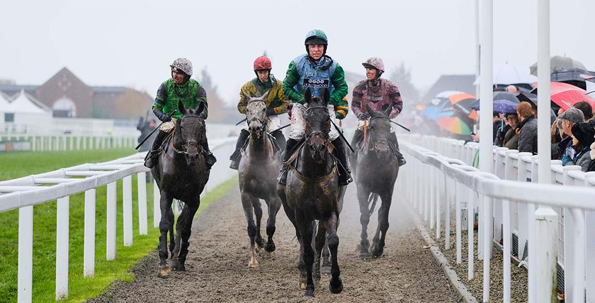 Festival Trials Day 2022 at Cheltenham Racecourse