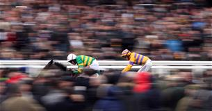 The Cheltenham Festival. 16 - 19 March 2021