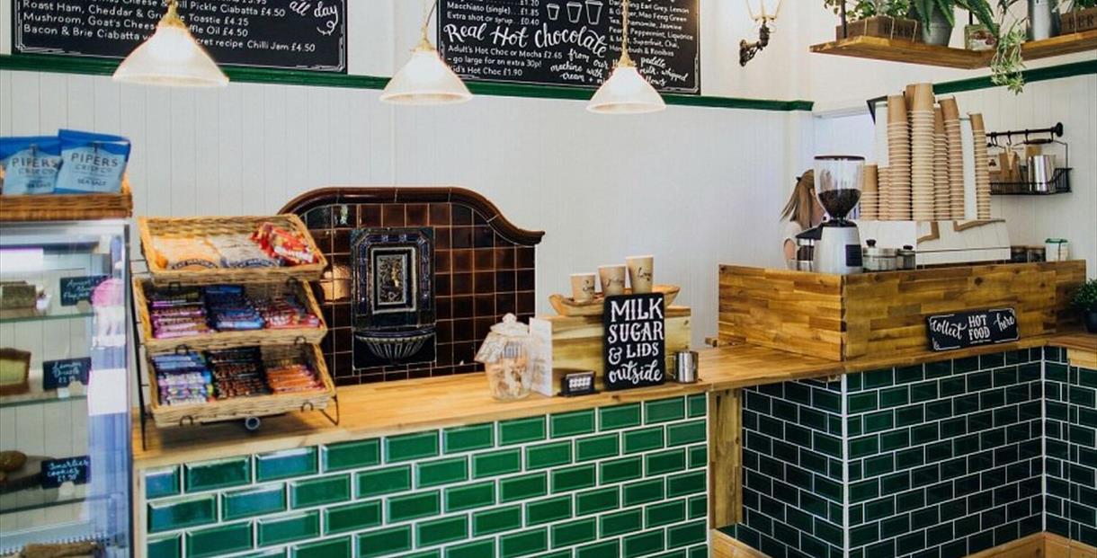 Central Cross Cafe Cheltenham