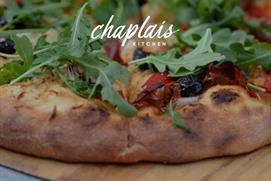 Chaplais Kitchen Cheltenham pizza