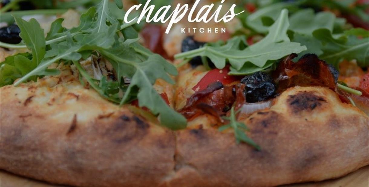 Chaplais Kitchen Cheltenham pizza