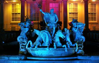 The Neptune Fountain
