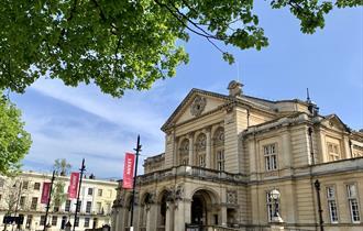 Cheltenham Town Hall - Cheltenham Heritage Open Days 2021