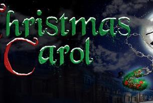 Christmas Carol at The Everyman Theatre