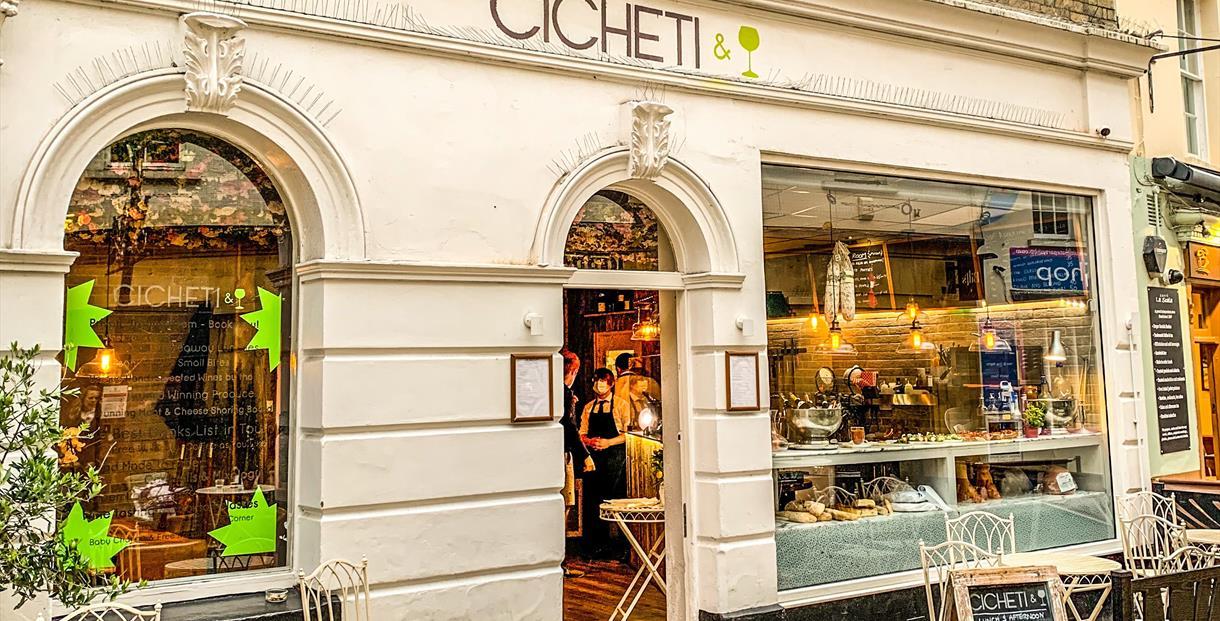 Cicheti Cheltenham - Italian restaurant