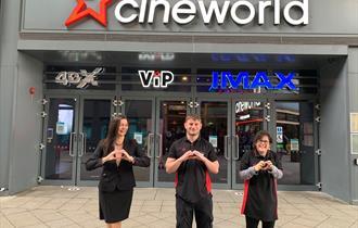 Cineworld Movies For Juniors