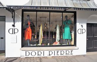 Exterior of Dori Pierre