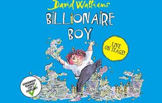 David Walliams' Billionaire Boy - Live On Stage