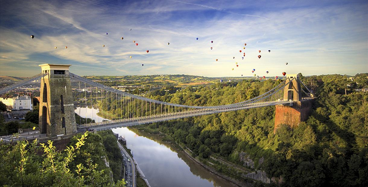 Clifton Suspension Bridge (Credit Gary Newman)