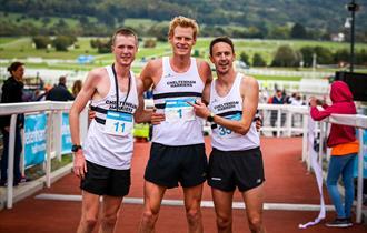 Cheltenham's Half Marathon at Cheltenham Racecourse