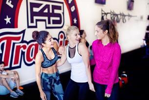 F45 Fitness Studio