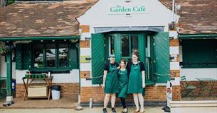 Garden Cafe, Montpellier Gardens, Cheltenham