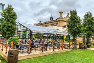 The Garden Bar, Imperial Gardens