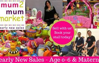 Mum2mum Market Baby & Children's Nearly New Sale