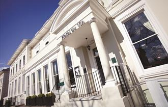 Hotel du Vin Cheltenham exterior