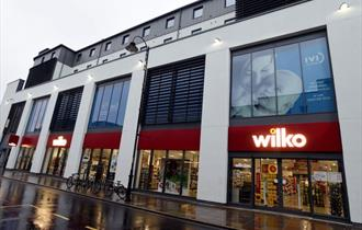 Exterior of Wilko