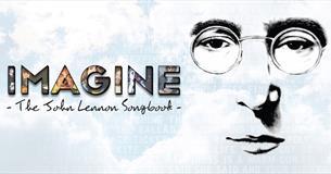 Promotional poster for Imagine - The John Lennon Songbook