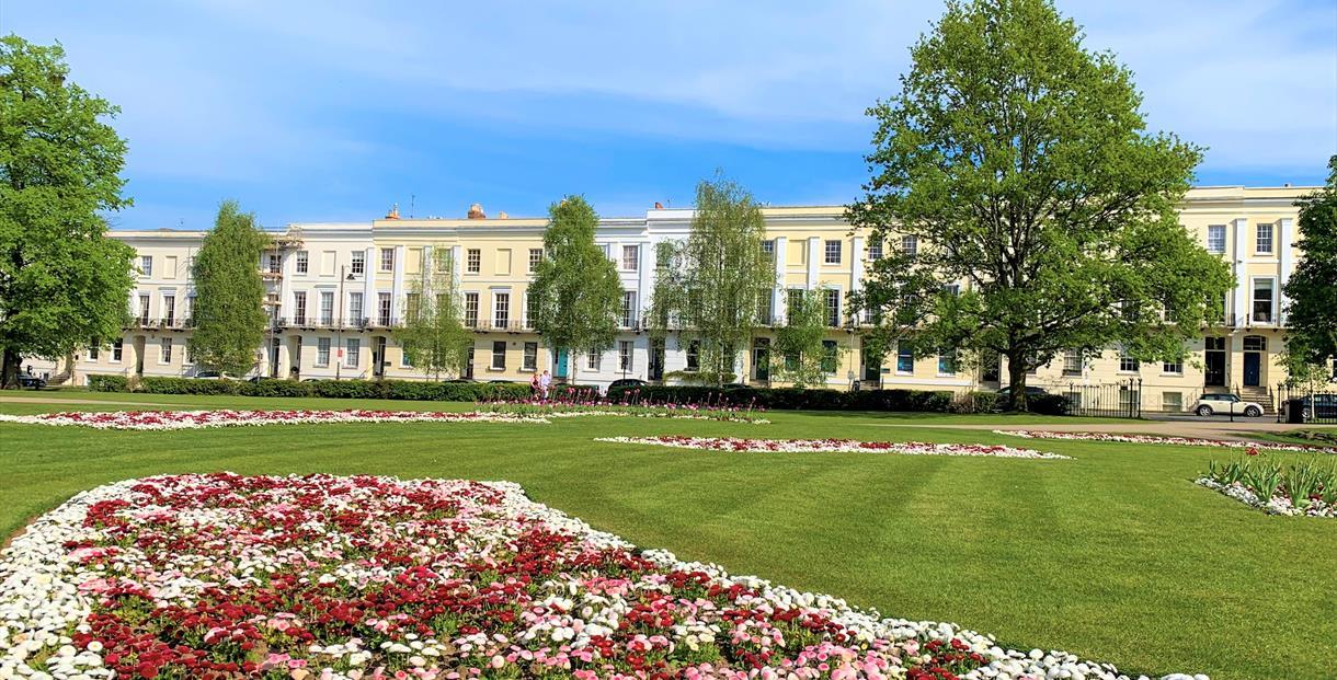 Imperial Gardens Cheltenham