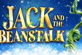 Jack and the Beanstalk pantomime Cheltenham
