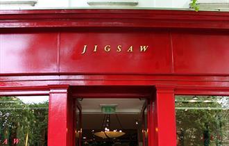 Exterior of Jigsaw