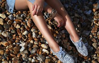 Keith Scarrott shoe model