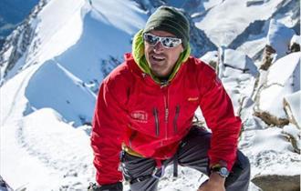Kenton Cool: Everest the cool way