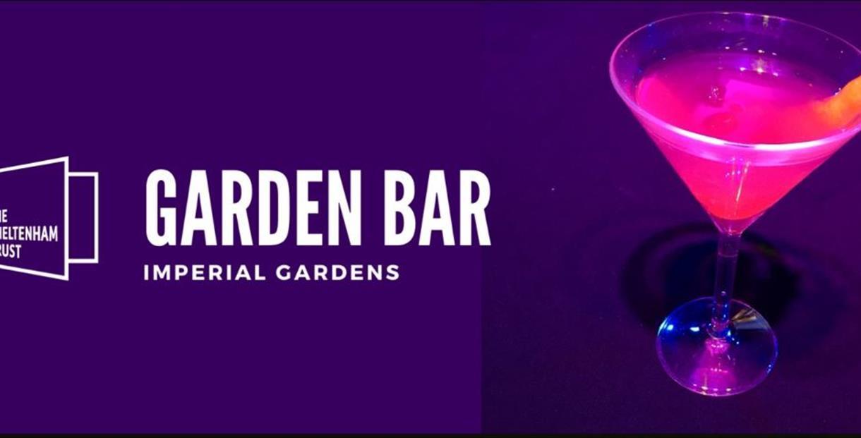 Garden Bar - Light Up Cheltenham
