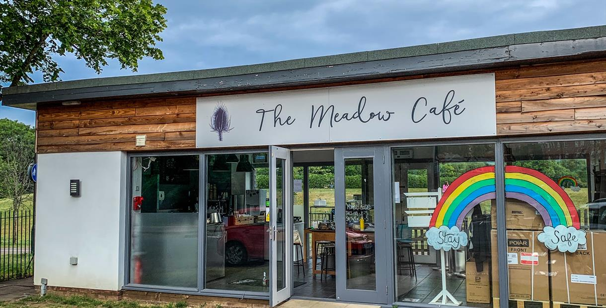 Meadow Cafe, Cox's Meadow, Cheltenham