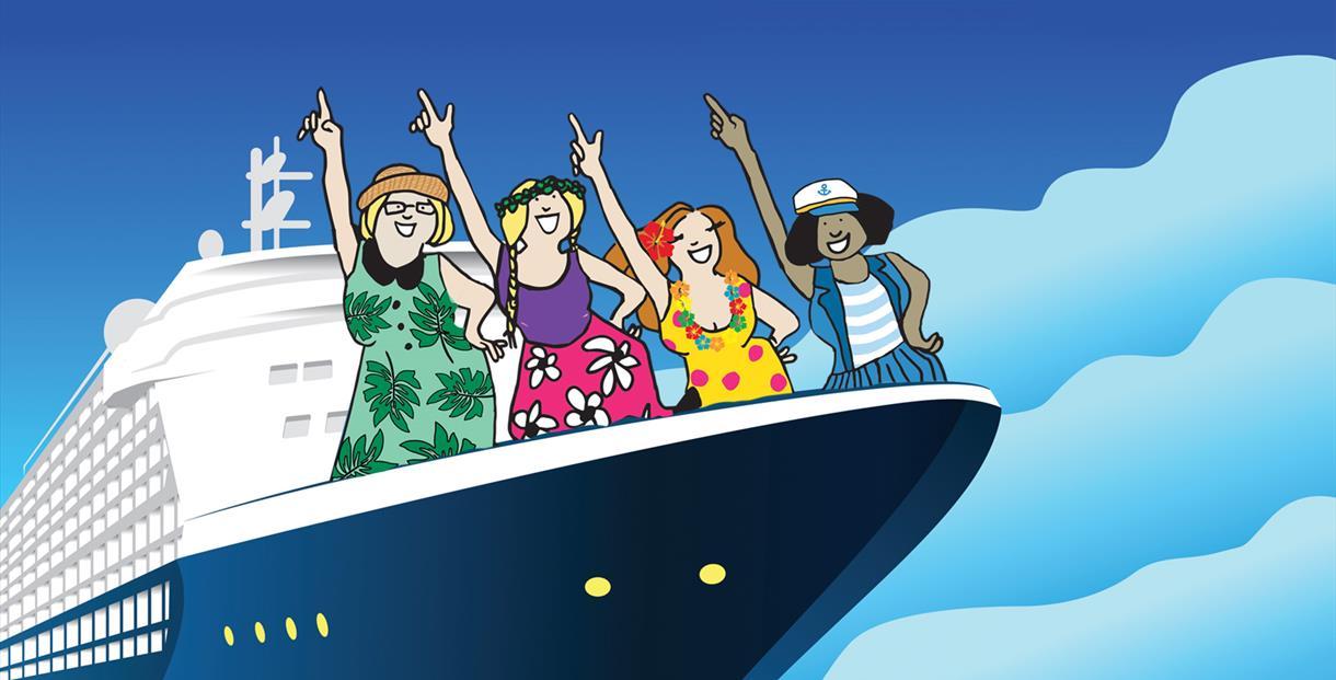 Menopause the Musical 2 – Cruising Through Menopause
