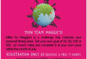 miles for Maggie's